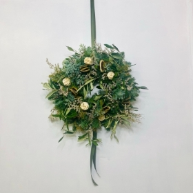 The 'Olive' Wreath